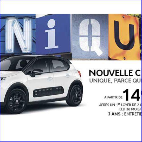 Nouvelle C3 - Déjà un best-seller !