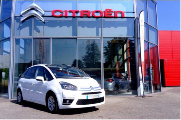 Citroën C4 Picasso E-HDI 115 EXCLUSIVE - Voitures d'occasions à Brunstatt