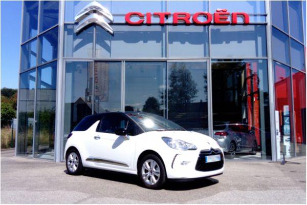 Citroën DS3 1.2 PURETECH 82 SO CHIC - Voitures d'occasions à Brunstatt