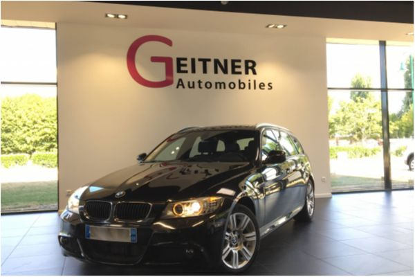 BMW SERIE 3 TOURING 320DA M SPORT - Voitures d'occasions à Brunstatt