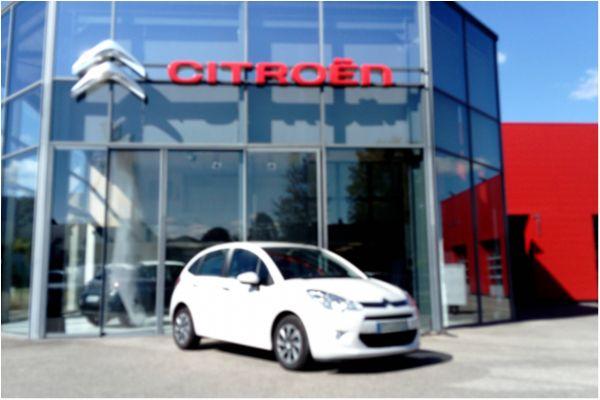 Citroën C3 E-HDI 90 BUSINESS - Voitures d'occasions à Brunstatt