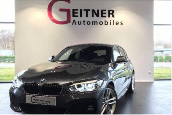 BMW SERIE 1 118DA 150 M SPORT - Voitures d'occasions à Brunstatt