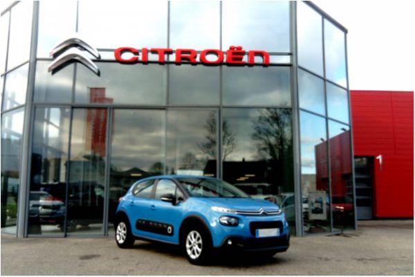 Citroën C3 1.2 PURETECH 82 FEEL - Voitures d'occasions à Brunstatt