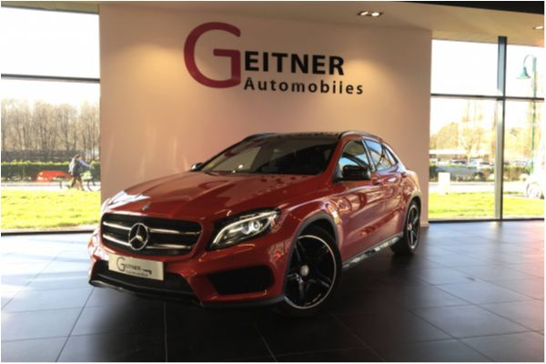 MERCEDES GLA 220D FASCINATION 4MATIC 7G-DCT - Voitures d'occasions à Brunstatt