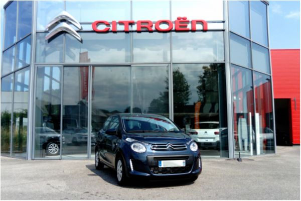 Citroën C1 VTI 68 FEEL - Voitures d'occasions à Brunstatt