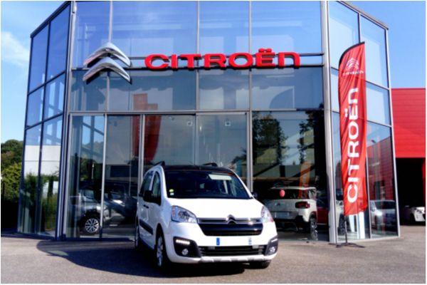 Citroën BERLINGO BLUEHDI 100 FEEL - Voitures d'occasions à Brunstatt