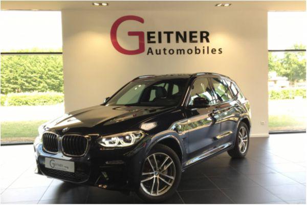 BMW X3 XDRIVE20DA 190 M SPORT - Voitures d'occasions à Brunstatt