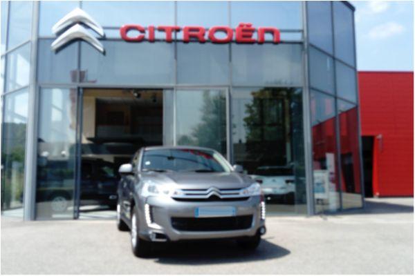 Citroën C4 AIRCROSS 1.6i 115 CONFORT 4X2 - Voitures d'occasions à Brunstatt
