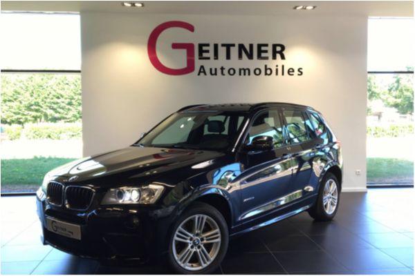 BMW X3 XDRIVE20DA 184 SPORT DESIGN - Voitures d'occasions à Brunstatt