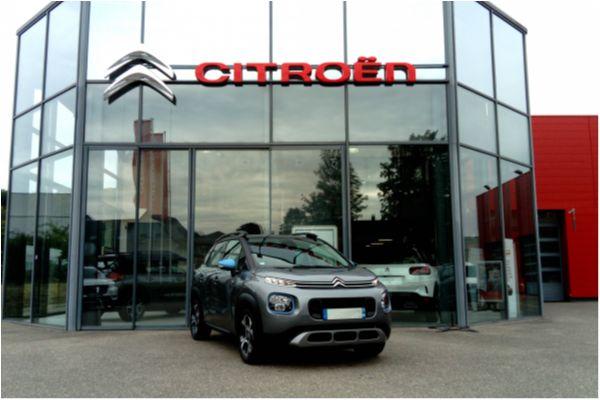 Citroën C3 AIRCROSS 1.2 PURETECH 110 EAT6 RIPCURL - Voitures d'occasions à Brunstatt