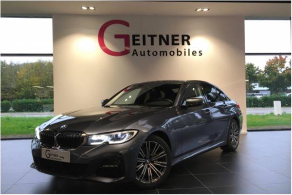 BMW NOUVELLE SERIE 3 320DA 190CH M SPORT - Voitures d'occasions à Brunstatt