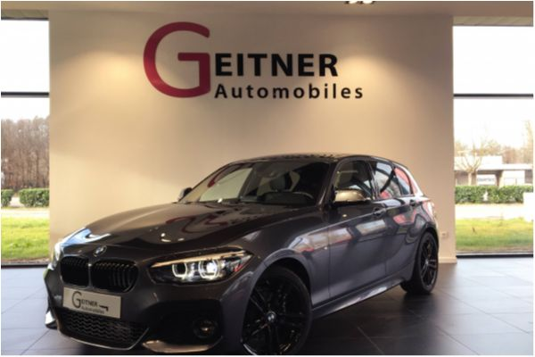 BMW SERIE 1 118DA 150 M SPORT ULTIMATE SHADOW - Voitures d'occasions à Brunstatt