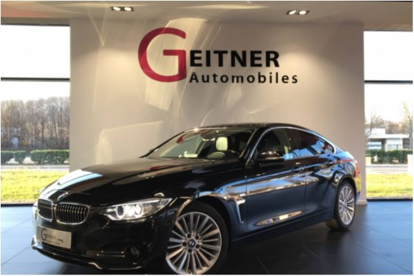 BMW SERIE 4 GRAN COUPE 418DA 143 LUXURY - Voitures d'occasions à Brunstatt