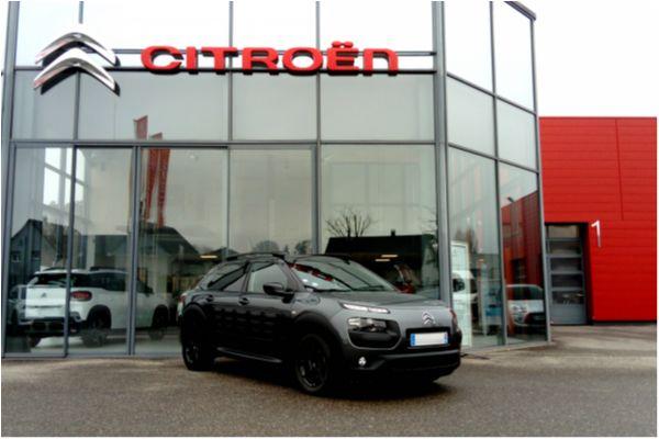 Citroën C4 CACTUS PURETECH 110 SHINE BVM6 - Voitures d'occasions à Brunstatt
