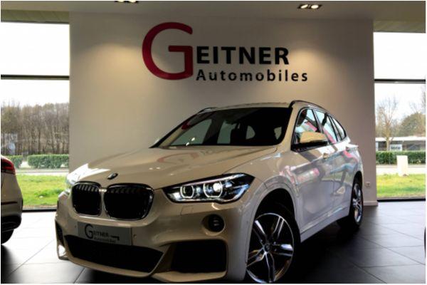 BMW X1 XDRIVE20DA 190 M SPORT - Voitures d'occasions à Brunstatt