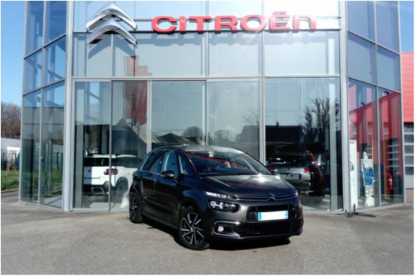 Citroën C4 SPACETOURER BLUEHDI 130 EAT8 FEEL - Voitures d'occasions à Brunstatt