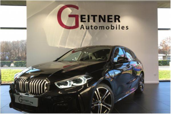 BMW SERIE 1 118I 140CH M SPORT DKG7 - Voitures d'occasions à Brunstatt