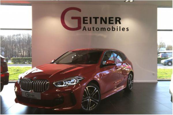 BMW SERIE 1 120D 190CH M SPORT BVA8 - Voitures d'occasions à Brunstatt