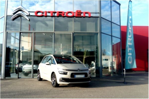 Citroën C4 Picasso THP 165CH EAT6 FEEL - Voitures d'occasions à Brunstatt