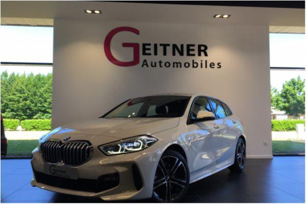 BMW SERIE 1 120D 190CH XDRIVE M SPORT BVA8 - Voitures d'occasions à Brunstatt