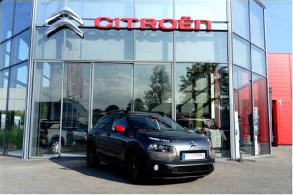 Citroën C4 CACTUS 1.6 BLUEHDI 100 SHINE EDITION - Voitures d'occasions à Brunstatt